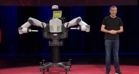Марко Темпест — Возможно, лучшее в мире представление робота