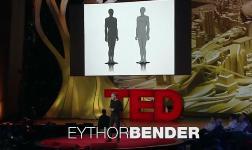 Эйтор Бендер — Демонстрация экзоскелетов для людей