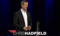 Крис Хэдфилд — Чему я научился, ослепнув в космосе