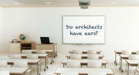 Джулиан Трежер — Почему архитекторам нужно использовать уши?